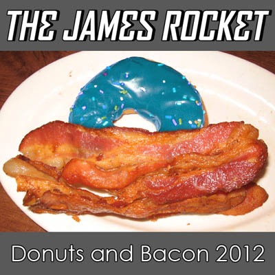 Donuts and Bacon 2012 cover art
